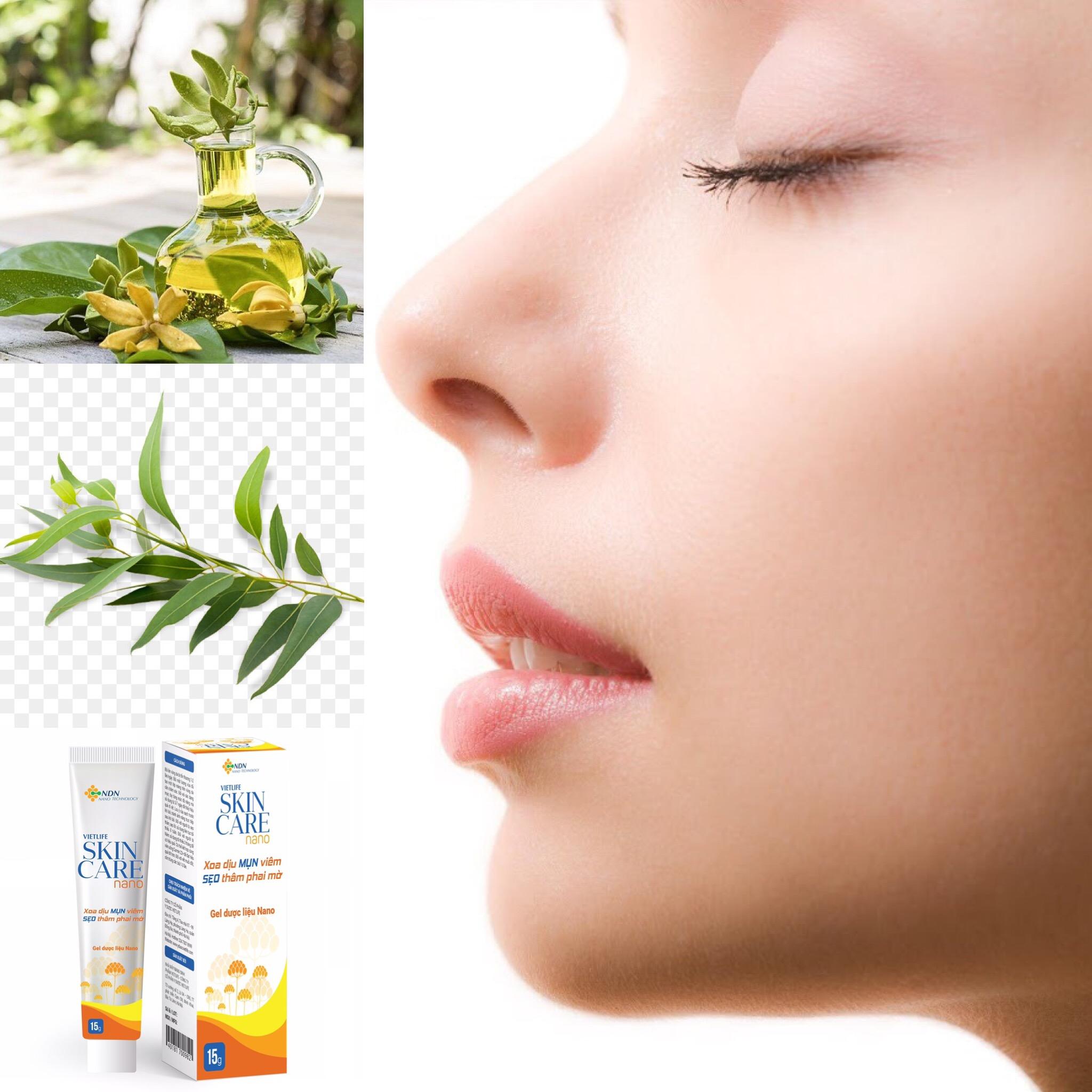 Vỗ về làn da mụn, sẹo thâm với mùi hương thư giãn của Ngọc lan tây và Khuynh diệp 4
