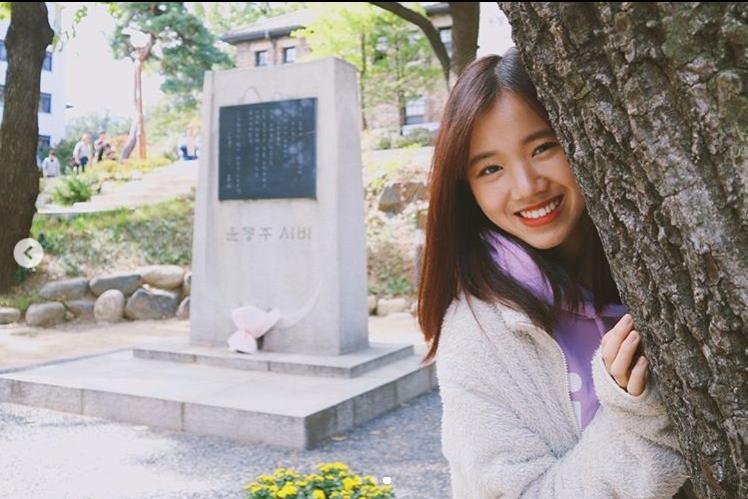 Vlogger Meichan: