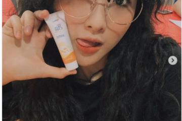 """LENA_Nữ rapper trong ca khúc tạo HIT """"SIMPLE LOVE"""" chia sẻ về lan da không tì vết"""