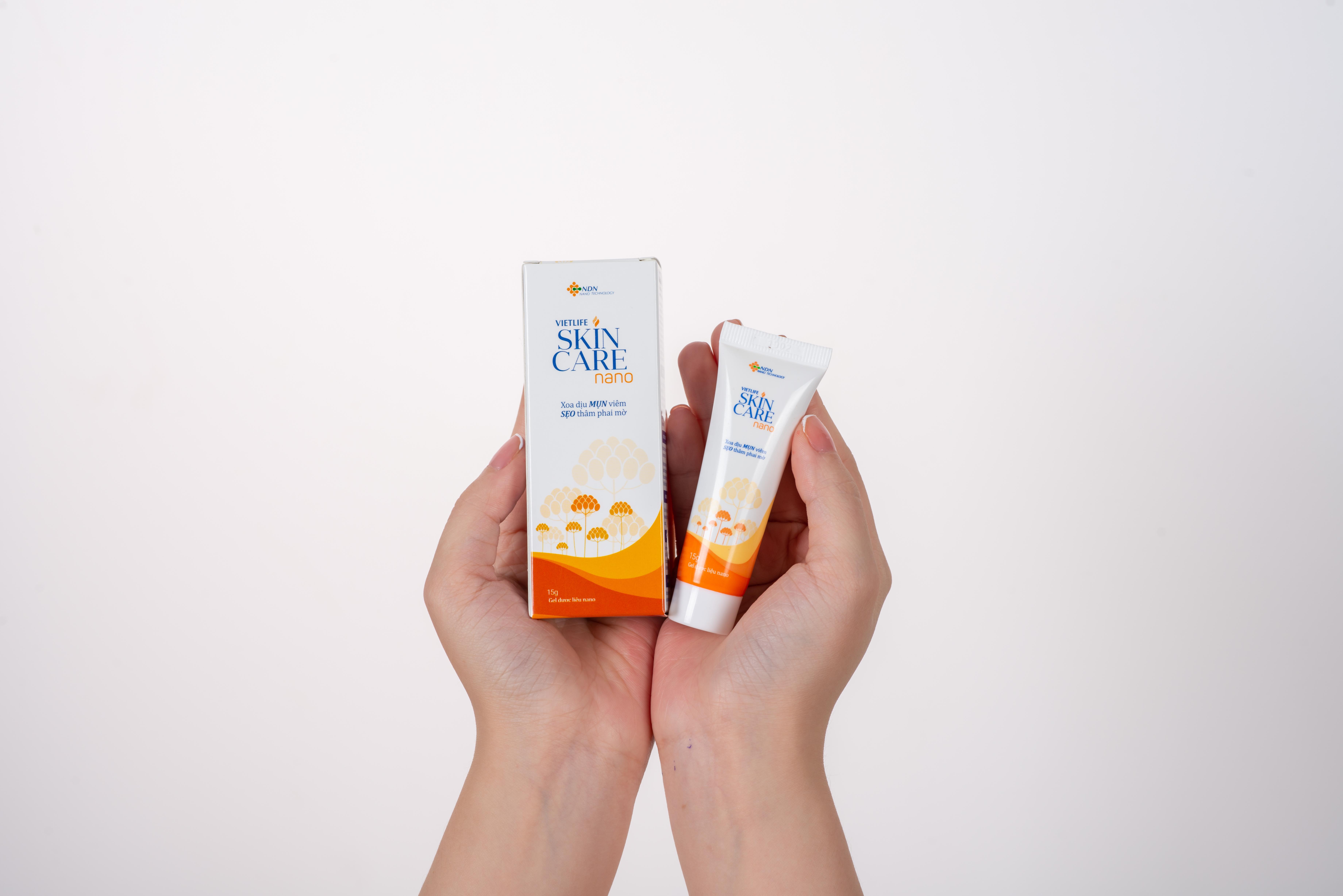 Làm đẹp mùa giáng sinh cùng Vietlife Skincare Nano chỉ 75.000 vnđ, điều bất ngờ 2