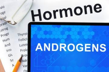 """Hormone """"dậy thì"""" Androgen - nguyên nhân gây mụn """"hàng đầu"""""""