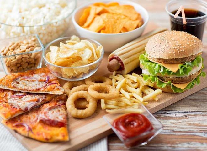 4. Chất béo gây viêm (chất béo bão hòa và chất béo chuyển hóa) 1
