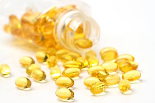 1- Cách trị sẹo rỗ mặt bằng vitamin E 1