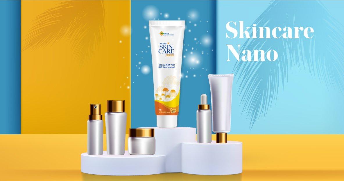 5 điểm giúp Skincare Nano đánh gục các dòng gel trị mụn hơn giá từ 5-10 lần. 1