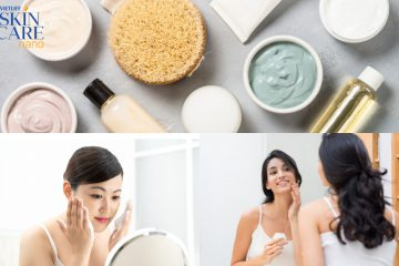 Da khô bị mụn cần Routine chăm sóc da như thế nào?