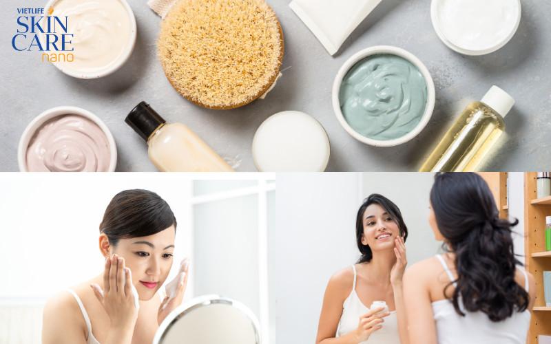 Các cách chăm sóc da mặt khô để loại bỏ mụn 1